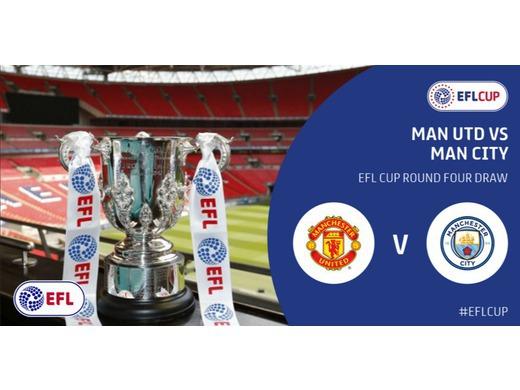 Utd v City EFL 4th Round