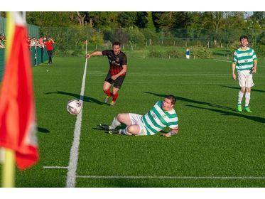 Castlebar Celtic B v Westport United B - 8/8/20