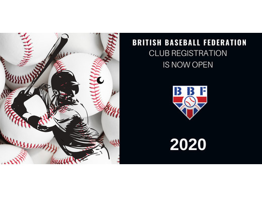 Club registration for the 2020 Season is now open!