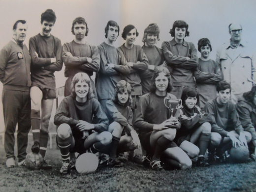 1968-69 Prestwich Casuals Juniors