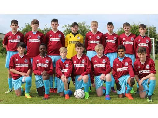 NECSL 15 Premier Parkvilla 3-1 Kentstown Rovers