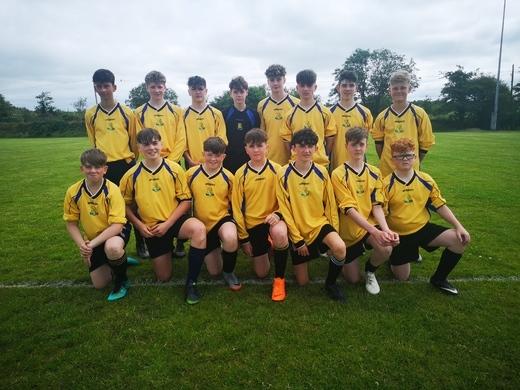 Lyre Rovers U15 - 2019 Season