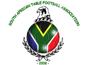 SOUTH AFRICAN TABLE FOOTBALL ASSOCIATION - Logo