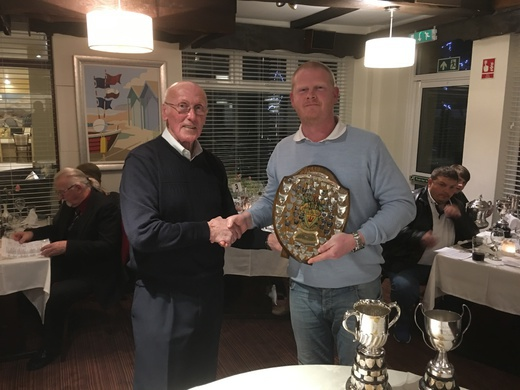 Steve Osborne, Walwin Shield for Highest Number Of Points Across Boat/Pier/Shore
