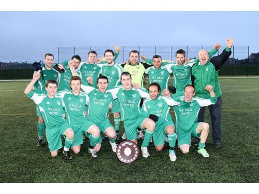 Thorfinn 2 - 0 Rovers