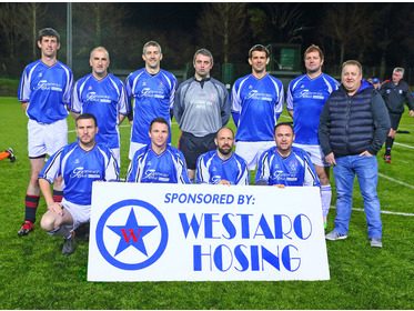 Swinford Masters Team