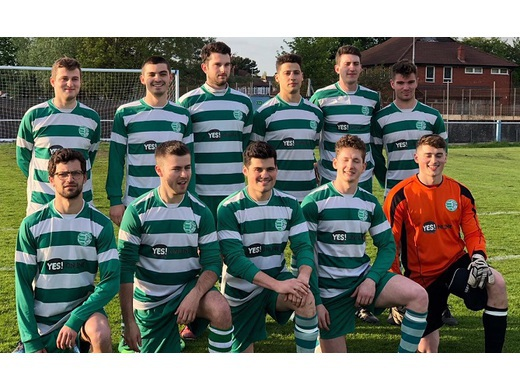 Sedgley Park Celtic - Shonn Final 2017-18