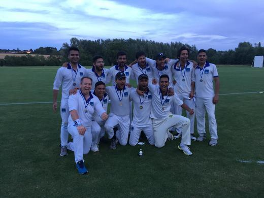MBA Lions Roar to Victory to claim 2019 Warwick IPL League Title