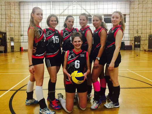 SHARKS finish the season runners up in Ladies Surrey Div 1