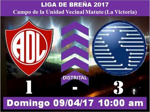 Defensor Lima FC 1 Computronic 3