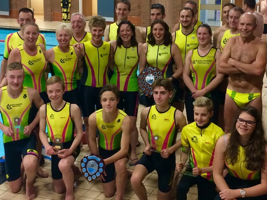 Regional Awards all round for Black Country Triathletes