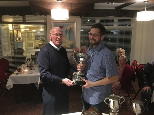 Karl Pope, E.W. Page Cup For Boat Champion (Boat)