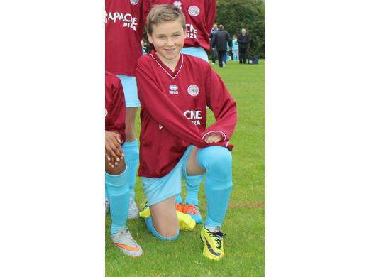 13 Gerry Browne Cup Q/F Parkvilla Blue 3-0 Kells Blackwater Red