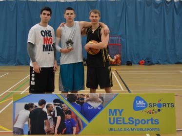 3v3 Basketball Tournament 2 Winners