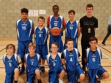 Basketball in the Community U13