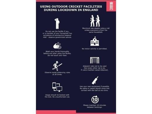 ECB Permit 1-2-1 Outdoor Training / Coaching