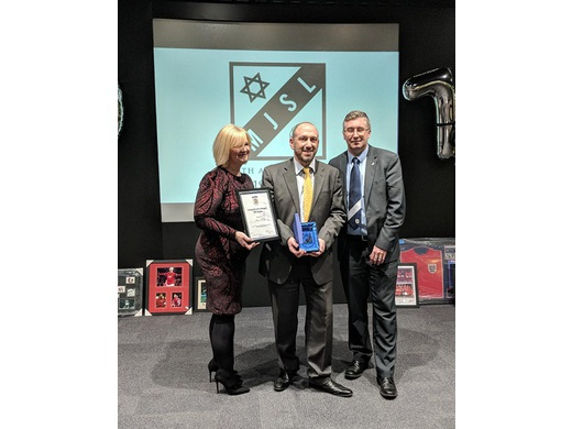 20 years Service Award - Paul Rose