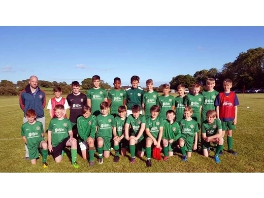 Clonakilty AFC U13 - 2019 Season