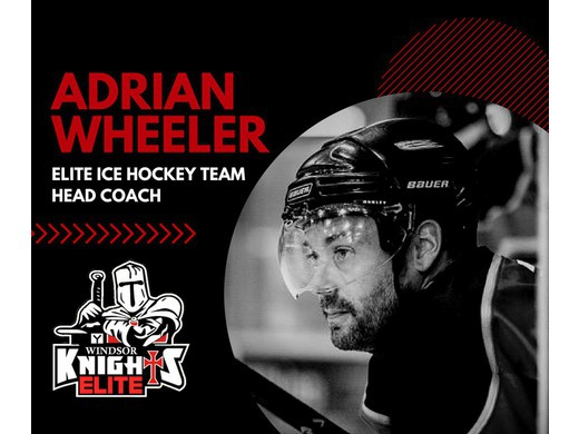 Welcome - Adrian Wheeler - Elite Ice Hockey Head Coach