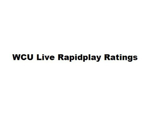 Rapidplay Ratings