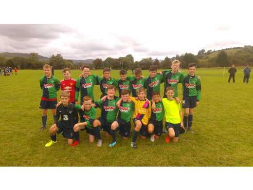 Bantry Bay Rovers B U13 - 2018 Season