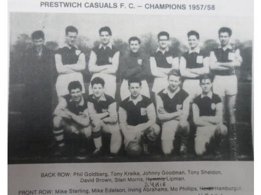 1957-58 Prestwich Casuals