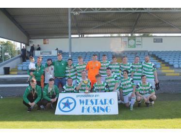 Castlebar Celtic - Westaro Cup Winners 2017