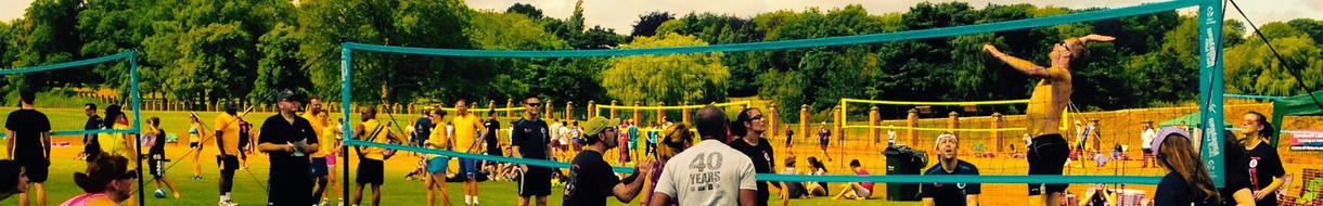 West Midlands Volleyball Association