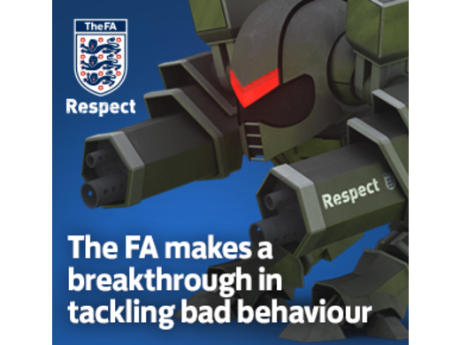 Severnside Youth FC sign up for FA's RESPECT scheme