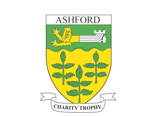 Ashford Sunday Charity Trophy- Quarter Final Draw