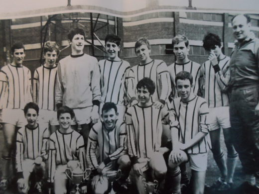 1972-73 Prestwich Casuals Juniors
