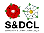 Saddleworth and District Cricket League - Logo