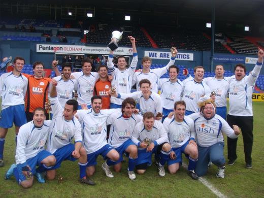 2010-11 Oakhill Lions (Feldman Winners)