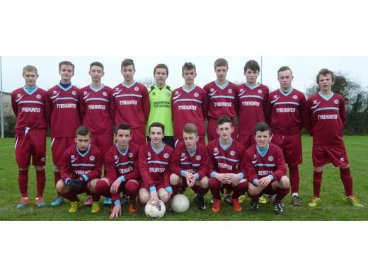 U16s v Kingscourt