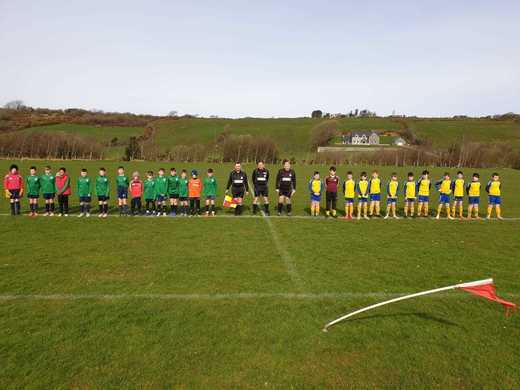 Bantry Bay Rovers C v Kilmichael Rovers - U12 Div1B League Final March 19