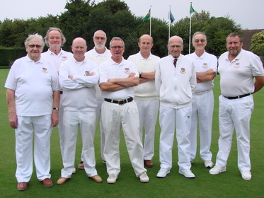 2013 - Division B Runners Up - Steeple Bumpstead