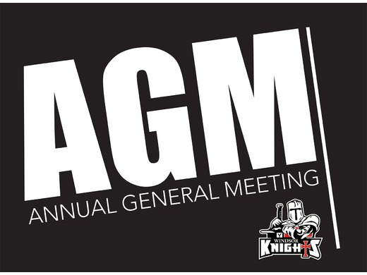 2016 - AGM - Date and Agenda Announcement