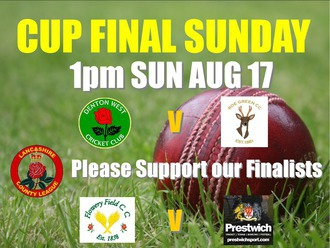 Sunday is Cup Final Day