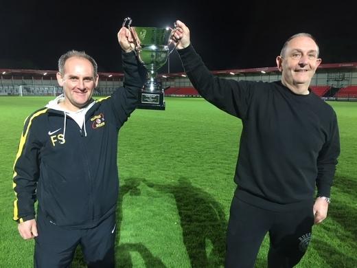 2017-18 Haroldeans management (Feldman Trophy)