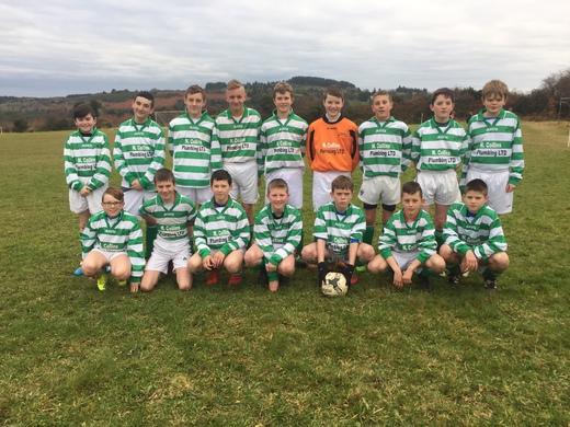 Togher Celtic U14 - 2016-17 Season