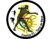CASELAS F.C. - TÉNIS DE MESA - Logotipo do Clube