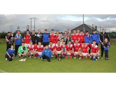 Ballina Town B - Premier Division Champions 2019