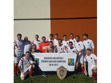 Llanharry Premier Division Champions