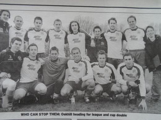 2005-06 Oakhil (MJSL Champions)