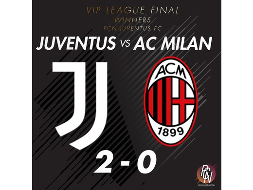*PCN OFFICIAL* Season 7  VIP League Champions!