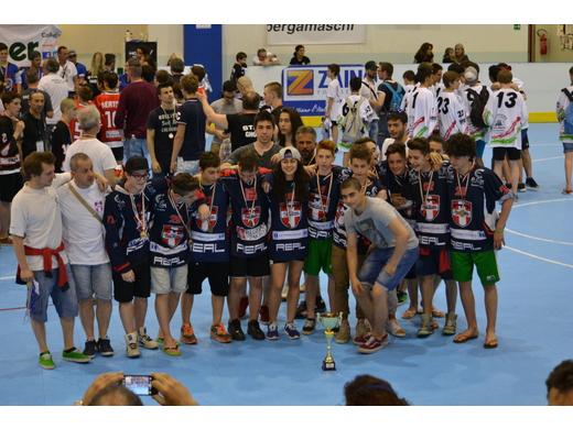 Campionato Italiano U16 Inline: è bronzo!