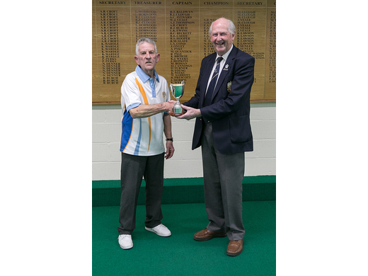 Bert Webb Competition for new bowlers
