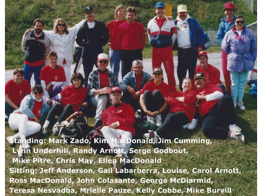 Red Team from Carlington 1993