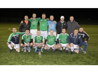 Claremorris Masters Team