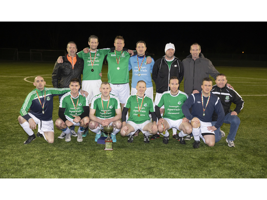 Oliver Kelleher Masters Cup Final report